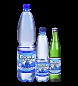 """Минеральная лечебно-столовая вода """"Поляна целебная"""""""