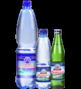 """Минеральная лечебно-столовая вода """"Шаянская"""""""
