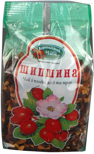 Чай Карпатский чай Шипшина 100г*16, шт