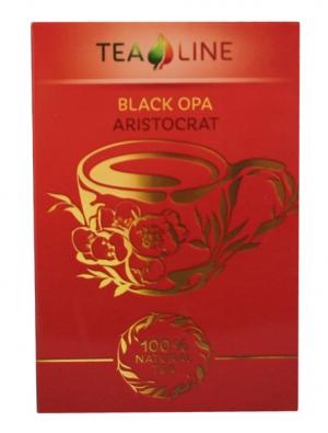 Черный чай BLACK TEA OPA ARISTOCRAT 90 г — изысканный традиционный английский чай