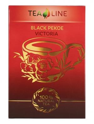 Черный чай BLACK PEKOE VICTORIA 90 г — воплощение лучших аристократических традиций чаепития
