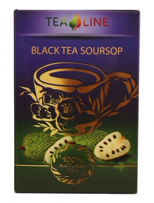 Черный чай BLACK TEA SOURSOP 90 г