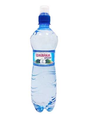 Столова мінеральна негазована вода Шаянка Sport 0,75 л