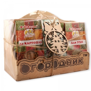 Подарунковий набір спецій «Домашній»