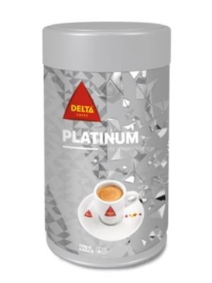 Кофе Delta Platinum молотая 250г ж/б