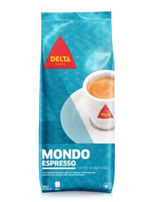 Кофе Delta Mondo Espresso Coffe молотая 1кг