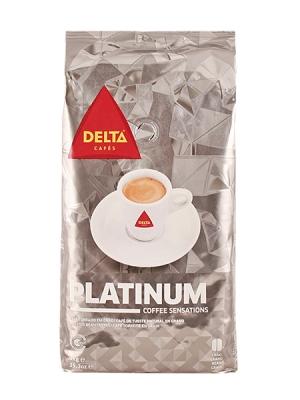 Кава Delta Platinum в зернах  1кг