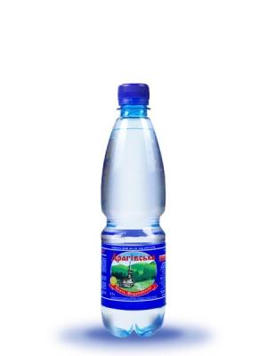 Мінеральна газована вода Драгівська 0,5л