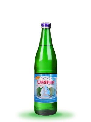 Столовая минеральная негазированная вода Шаянка 0,5л (стекло)