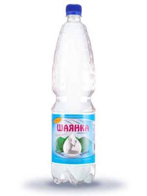 Столовая минеральная негазированная вода Шаянка 1,5л