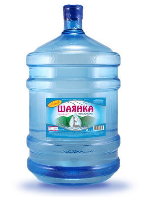 Столова мінеральна негазована вода Шаянка 18.9л
