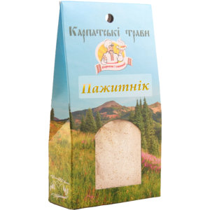 "Пажитнік (фенугрек) ТМ ""Карпатські трави"" 50г"