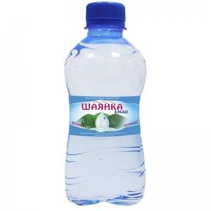 Столова мінеральна негазована вода Шаянка Small 0,33 л
