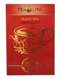 Чорний чай BLACK TEA OPA ARISTOCRAT 90 г - вишуканий традиційний англійський чай