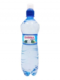 Столова мінеральна негазована вода Шаянка Sport 0,75л