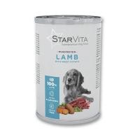 StarVita для дорослих собак всіх порід з бараниною і картоплею 400 г