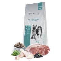 StarVita для взрослых собак крупных пород 12 кг