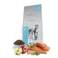 StarVita для взрослых собак с курицей и рыбой 12 кг