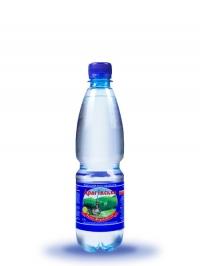 Минеральная газированная вода Драговская 0,5л