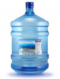 Питьевая негазированная вода Шаянская родниковая 18,9л