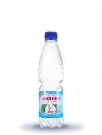 Столова мінеральна негазована вода Шаянка 0,5л