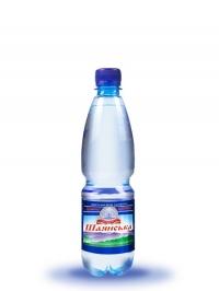 Мінеральна газована вода Шаянська 0,5л