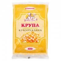 "Крупа кукурузная мелкая ТМ ""Огородник"" 400г, шт"