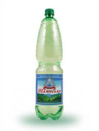 Мінеральна вода Шаянська 1,5л негазована